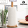 bamboo-kitchen-roll-holder
